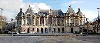 Palais des Beaux-Arts de Lille - Image: Lille palais des beaux arts