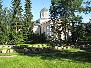 Liminka Municipality in Northern Ostrobothnia, Finland