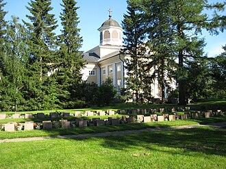 Liminka - Liminka Church