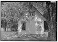 Lindenwald, Gate House, 1013 Old Post Road, Kinderhook, Columbia County, NY HABS NY,11-KINHO.V,1A-3.tif