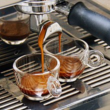Espresso - Wikipedia, the free encyclopedia