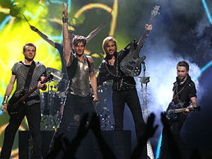 Belarus in the Eurovision Song Contest - Image: Litesound Eurovision