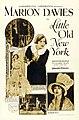 Little Old New York (1923) film poster.jpg