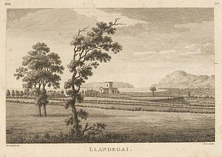 Llandegai by Moses Griffith