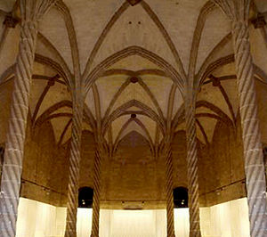 1440s in architecture - Palma's Silk Exchange