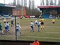 Local derby at Gigg Lane - geograph.org.uk - 1747093.jpg