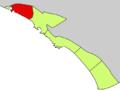 Localització del Molinar respecte del Districte de Platja de Palma.png