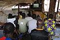 Locals Watch Germany vs. Serbia World Cup Match on Neighborhood TV - Elmina - Ghana (4721660234).jpg