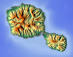 Papenoo Hydroelectric Power Station is located in Tahiti