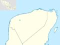 Location map Yucatan2.png