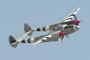 Lockheed P-38J Lightning, Chino, California.jpg