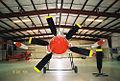 Lockheed XFV-1 Salmon NoseOn FLAirMuse 20Aug08 (15303314066).jpg