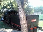 Locomotiva Gruppo 625 - CZ Lido - 02.jpg