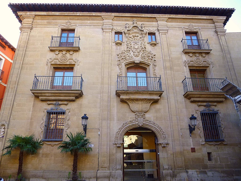 Logroño - Museo de La Rioja (Palacio de Espartero) 01