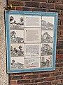 London Roman Wall - Museum of London Walking Tour Plaque 1.jpg