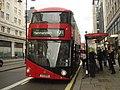London United bus LT93 (LTZ 1093), route 9, 26 October 2013 (2).jpg