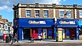 London W4 bus route, William Hill bookmakers, High Road,Tottenham (cropped).jpg