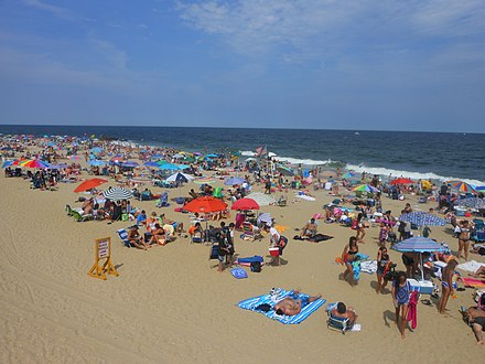 Long Branch Beach Long Branch NJ Beach.JPG