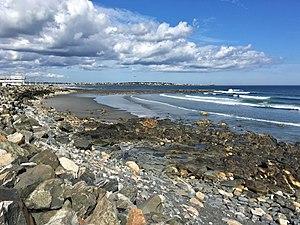 York Beach, Maine - Long Sands Beach