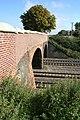 Looking along the bridge - geograph.org.uk - 1498604.jpg