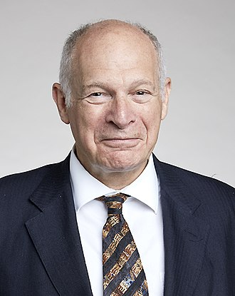 President of the Supreme Court of the United Kingdom - Image: Lord David Neuberger Royal Society (cropped)