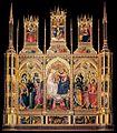 Lorenzo Di Niccolò Di Martino - Coronation of the Virgin - WGA13569.jpg