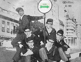 Los Iracundos Uruguayan popular band
