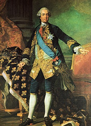 18th-century French literature - Louis XV