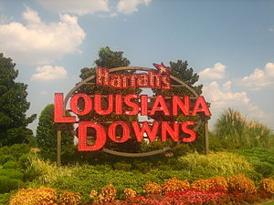Louisiana Downs - Louisiana Downs off Interstate 20 in Bossier City