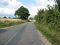 Low Road approaching Rockland St Mary - geograph.org.uk - 1493390.jpg