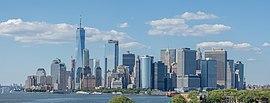 Горизонт Нижнего Манхэттена - июнь 2017.jpg