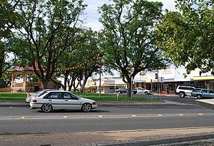 Loxton, South Australia - Main street