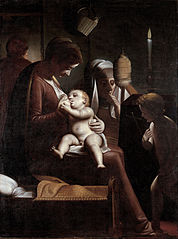 Madonna of the Candle
