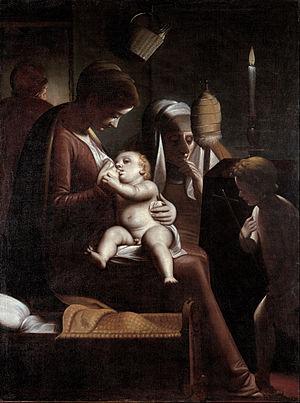 Cambiaso, Luca (1527-1585)