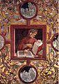 Luca signorelli, cappella di san brizio, poets, dante 01.jpg