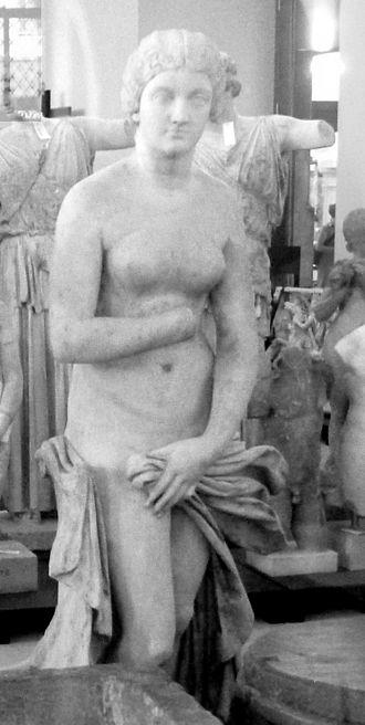 Lucilla - Lucilla depicted as Venus, 166-169 AD