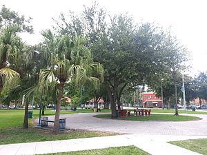 Lummus Park, Miami - Image: Lummus Park Miami Central Area