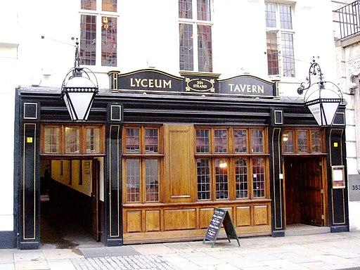 Lyceum Tavern, Strand, WC2 (2361963460)