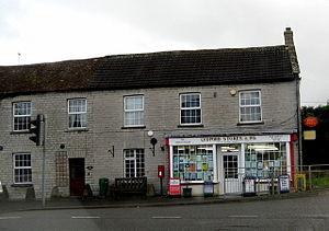 Lydford-on-Fosse - Image: Lydford stores