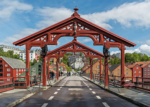 Old Town Bridge - Gamble Bybro (Lykkens Portal)