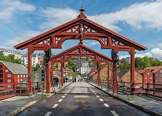 Old Town Bridge - Gamble Bybro (Lykkens Portal)