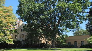 Lyman House (Asylum Hill, Connecticut) house in Hartford, Connecticut