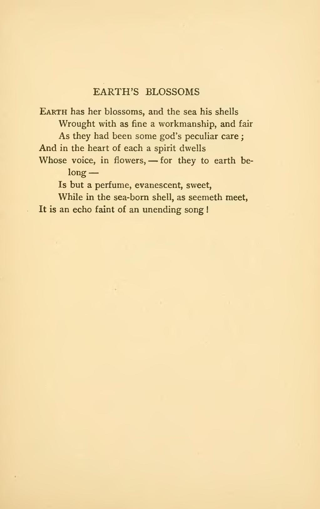 Pagelyrics Of Life Coates 1909vu113 Wikisource The Free