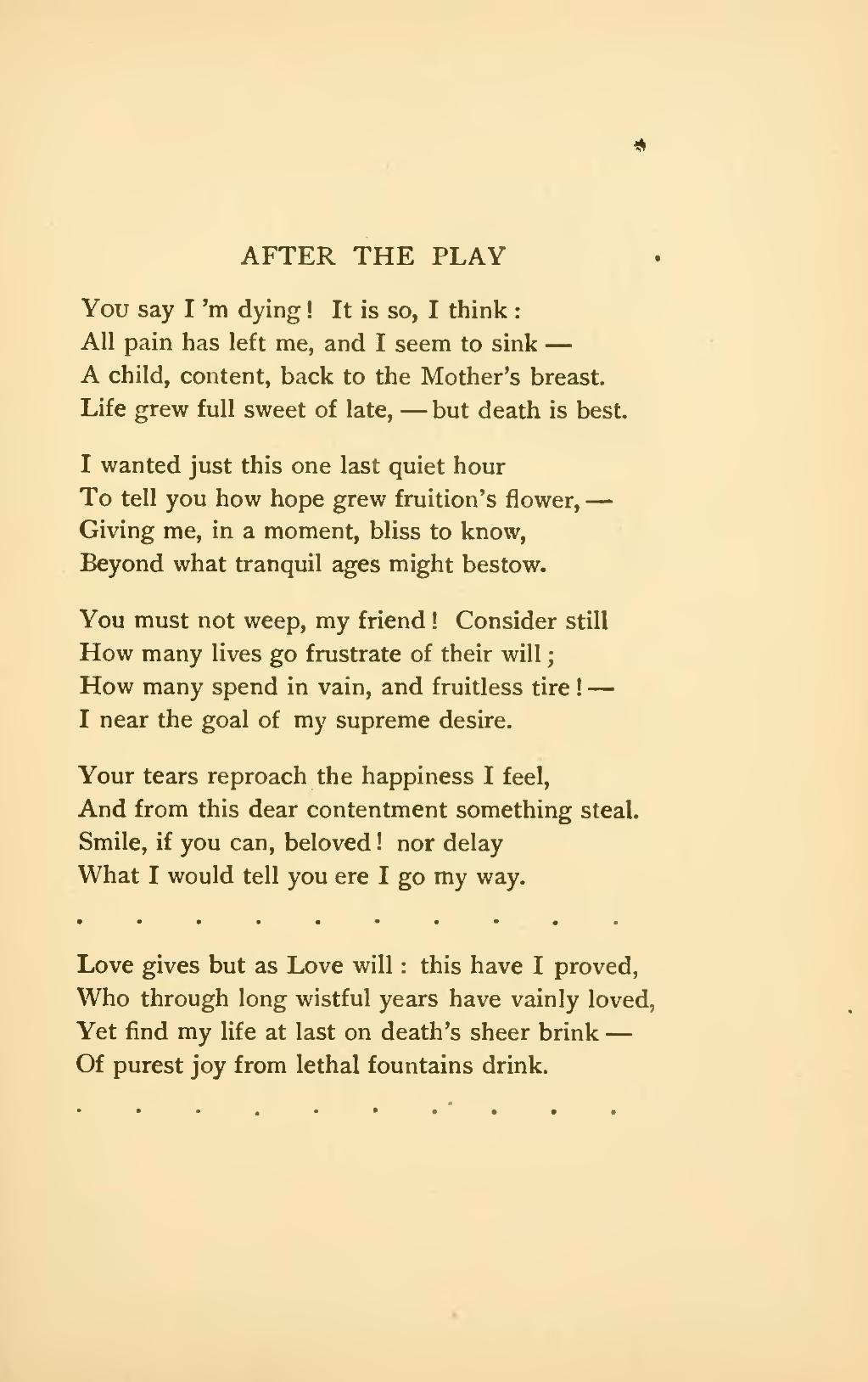 Page:Lyrics of Life, Coates, 1909 djvu/55 - Wikisource, the
