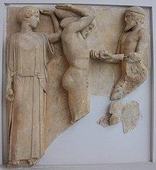 Héraclès et les Pommes du jardin des Hespérides