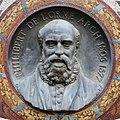 Médaillon de bronze à l'effigie de Philibert de l'Orme, Étienne Pagny.jpg
