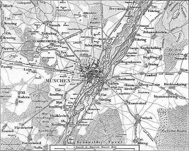 Stadtbezirke Munchens Wikiwand