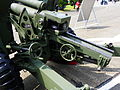 M101A1 Howitzer Breech and Carriage 20121013a.jpg