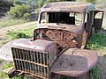 MASH site - WC-54 ambulance - Malibu Creek State Park - 2 January 2010 - 2.jpg