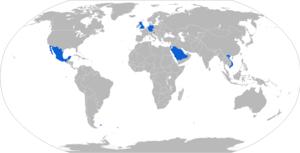 MATADOR - Map with MATADOR operators in blue